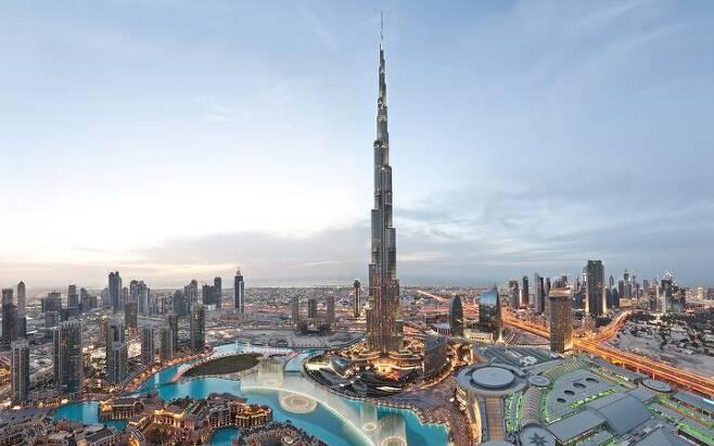 출처: Burj Khalifa 공식 홈페이지