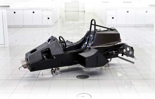 출처: Mclaren F1 Media Centre