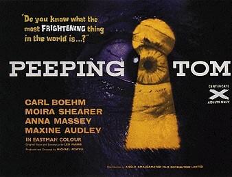 출처: 영화 <저주의 카메라(Peeping Tom)>(1960)   네이버영화