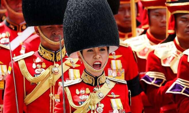 출처: 태국 왕실, REUTERS