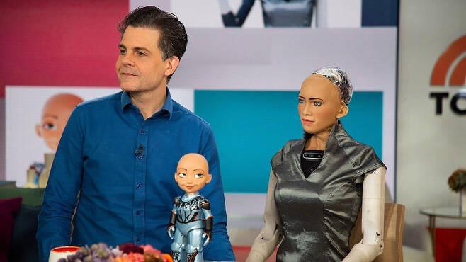 출처: Hanson Robotics