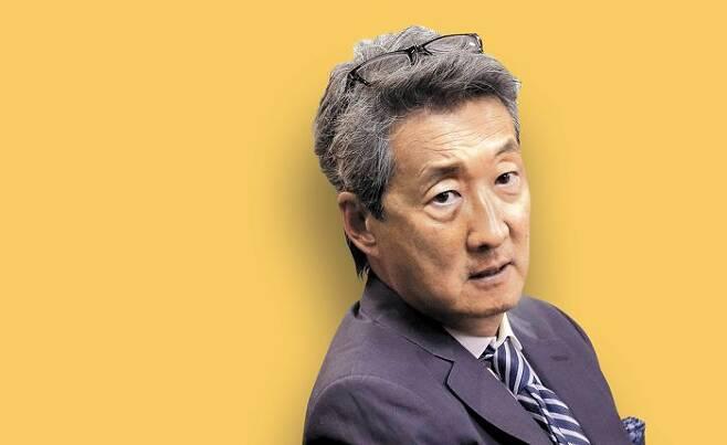 미국 전략국제문제연구소(CSIS) 수석 부회장인 빅터 차 한국석좌.