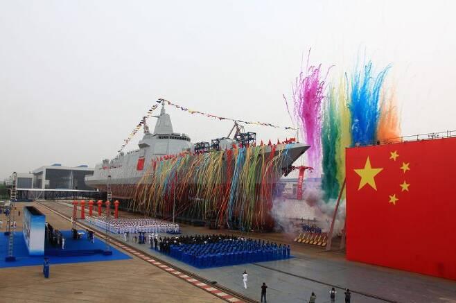 출처: 중국 국방부