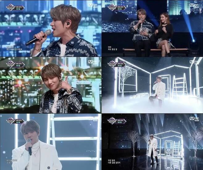 출처: 엠넷 '엠카운트다운' 방송화면 캡처
