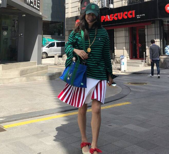 출처: 이혜영 인스타그램