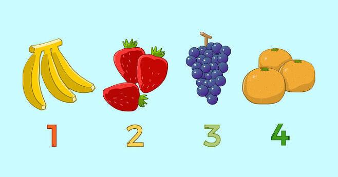 출처: 지금 먹고 싶은 과일은 무엇인가요?