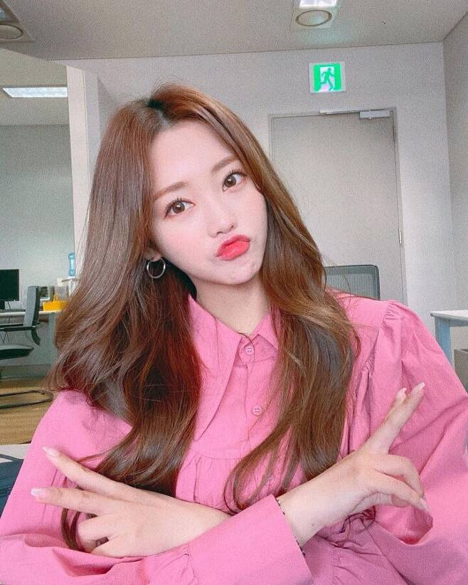 출처: 홍지윤 인스타그램