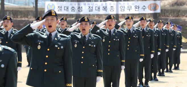 출처: 육군특수전사령부 제공.