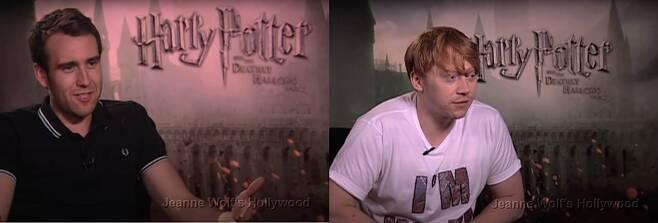 """출처: Jeanne Wolf's Hollywood """"Daniel Radcliffe Is Not A Drunk"""""""