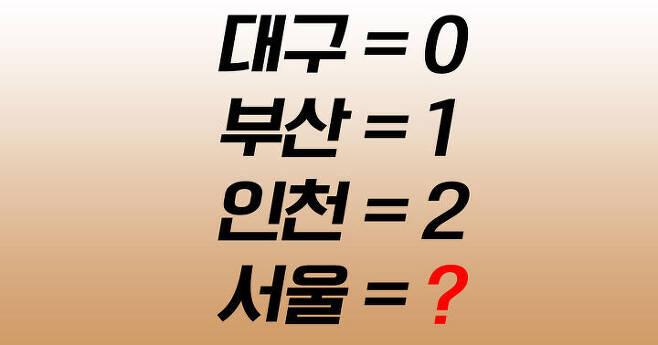 출처: [충격주의] 서울은 어떤 숫자일까요?