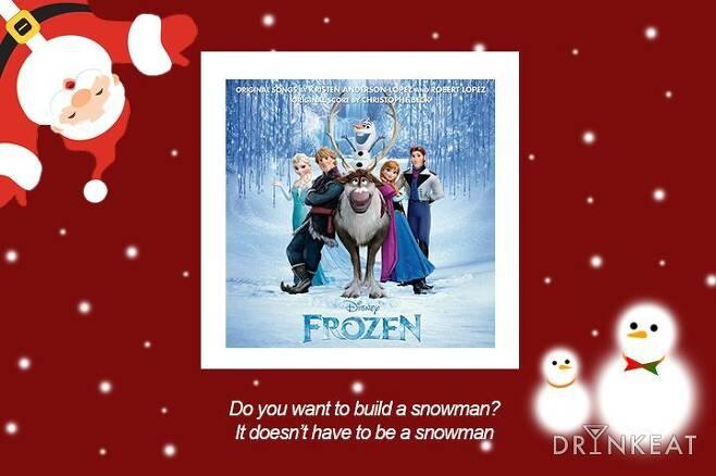 출처: 'Do You Want To Build A Snowman' 앨범 자켓
