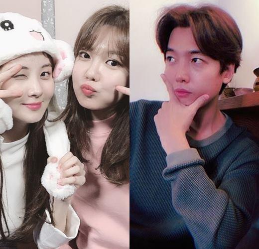 출처: 최수영, 정경호 인스타그램