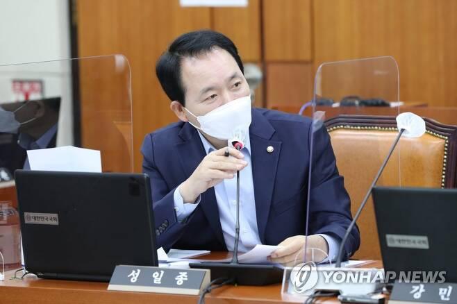 국민의힘 성일종 의원 [연합뉴스 자료사진]