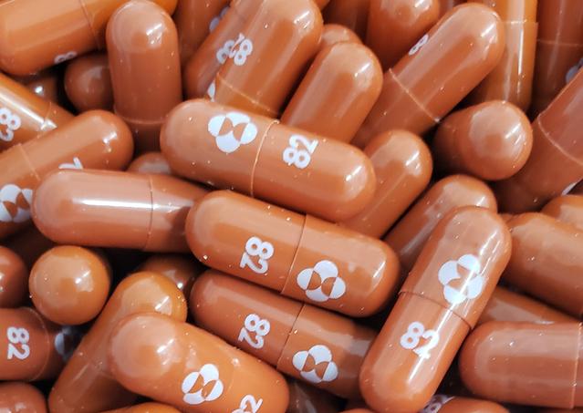 MSD 경구용 코로나19 치료제 '몰누피라비르' (사진=MSD 제공) *재판매 및 DB 금지