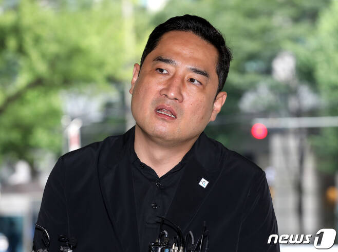 강용석 변호사. 2020.7.17/뉴스1 © News1 박지혜 기자