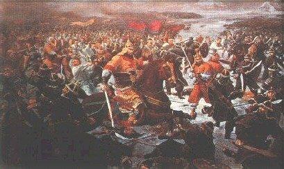 662년(보장태왕 21년), 제2차 고당 전쟁 당시 고구려의 실권자 대막리지 연개소문은 평양성 부근 사수(蛇水)에서 방효태가 이끄는 당나라 10만 군대를 전멸시켰다.