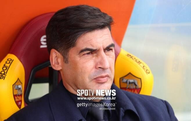 ▲ 파울로 폰세카 감독이 토트넘 지휘봉을 잡을 예정이다. 다음 주에 공식 발표를 준비할 거로 보인다
