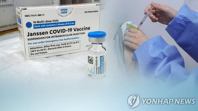 얀센 백신 (CG) [연합뉴스TV 제공]