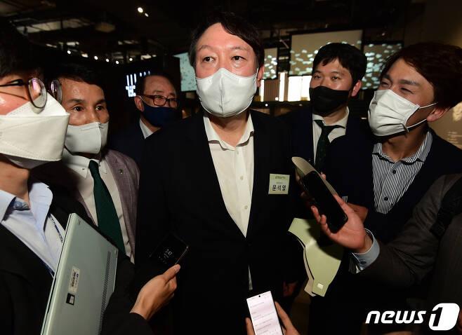 윤석열 전 검찰총장/뉴스1 © News1 이동해 기자