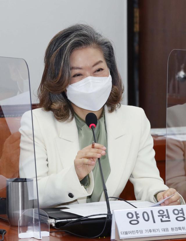 양이원영 더불어민주당 의원 / 서울경제DB