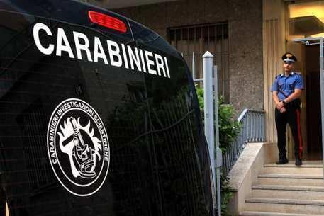 민간 경찰 역할을 겸하는 이탈리아 헌병 카라비니에리. [ANSA 통신 자료사진]