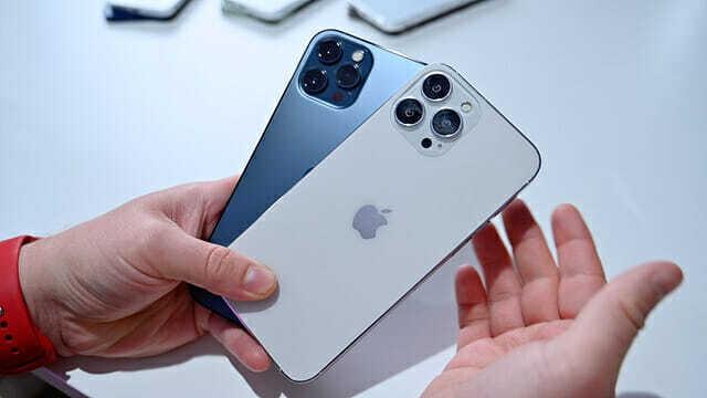 아이폰13 모형 (사진=애플인사이더)