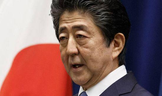 아베 신조(安倍晋三) 전 일본 총리./사진=연합뉴스