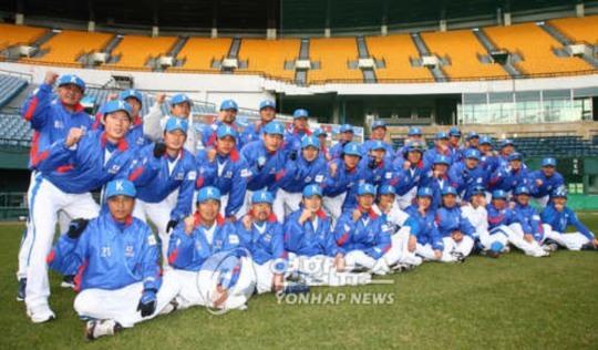 2008년 베이징 올림픽 야구 국가대표 선수들
