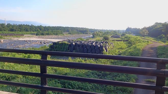 후쿠시마 아즈마구장 근처 제염토(강민승 PD 제공)