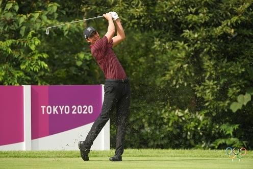2021년 7월 29일부터 8월 1일까지 열리는 2020 도쿄올림픽 남자골프에 출전한 카를로스 오르티즈. 사진제공=IGF