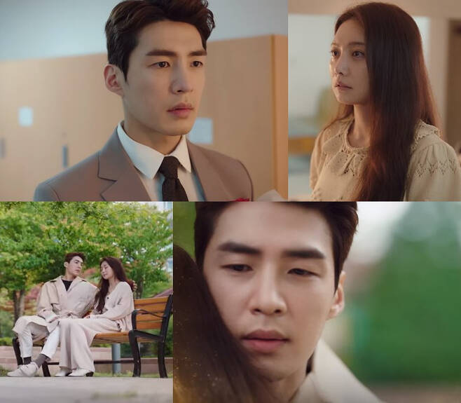'결사곡2' 부배, 임혜영과 재결합 초읽기..전노민, 낙동강 오리알?