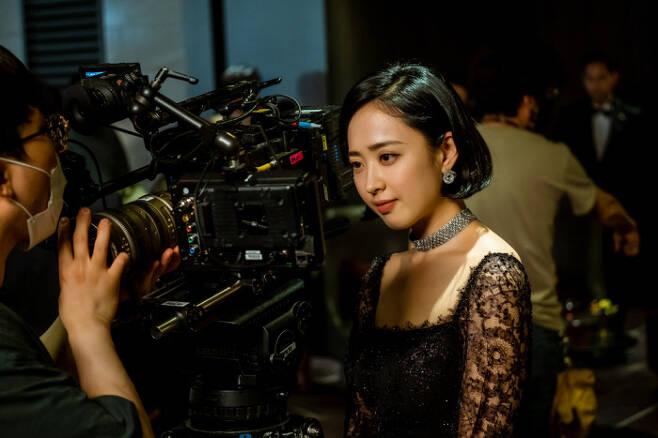배우 김민정, 사진제공|tvN