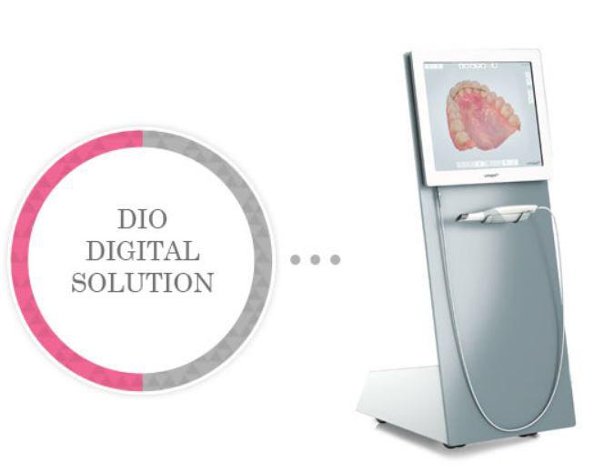 디오 디지털 임플란트 시스템.(사진=디오)