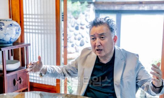 김영환 전 국회의원. 디지털타임스 박동욱 기자
