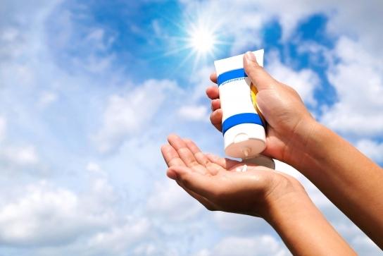 헷볕이 따가운 8월에 일광화상 환자는 크게 증가한다. [사진=강동경희대병원/게티이미지뱅크]
