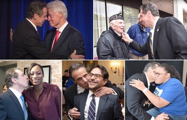 """3일 NBC뉴스 등에 따르면 쿠오모 주지사는 반박 영상을 통해 """"공개석상에서 평생 똑같은 제스처를 취했다""""고 억울함을 호소했다. 영상은 뉴욕 집무실에서 사전 녹화됐다."""