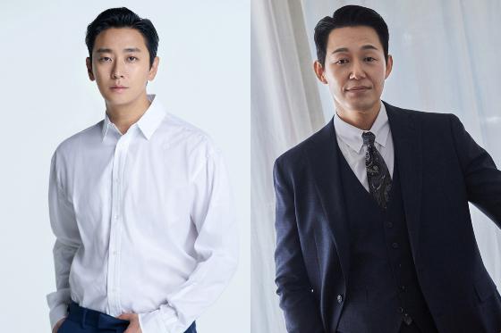 영화 '젠틀맨'에 박성웅이 합류해 주지훈과 스토리를 이끌어 간다./사진제공=웨이브