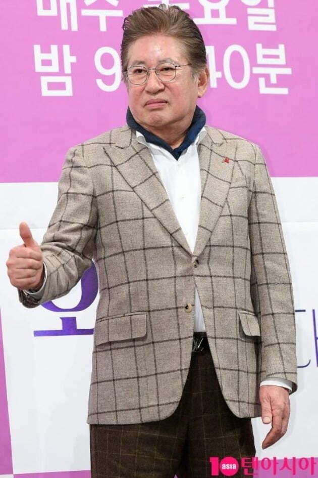 배우 김용건 / 사진=텐아시아 DB