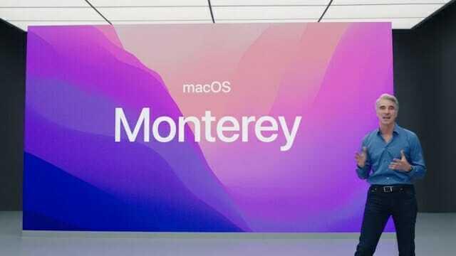 맥용 새 운영체제 '맥OS 몬터레이' (사진=애플)