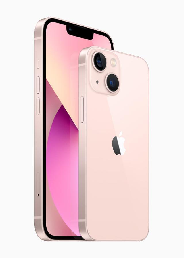 애플이 14일 선보인 아이폰13 시리즈. 애플 제공