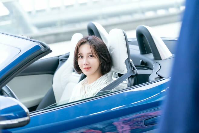 SBS 드라마 '펜트하우스' 이지아/사진제공=BH엔터테인먼트