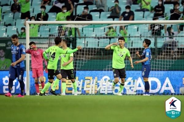 사진|한국프로축구연맹