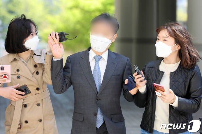 윤규근 총경. /사진=뉴스1
