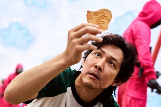 넷플릭스 오리지널 시리즈 '오징어게임' 스틸컷/사진=넷플릭스