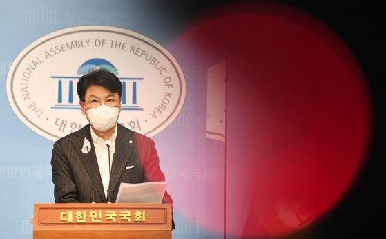 장제원 국민의힘 의원. 뉴스1