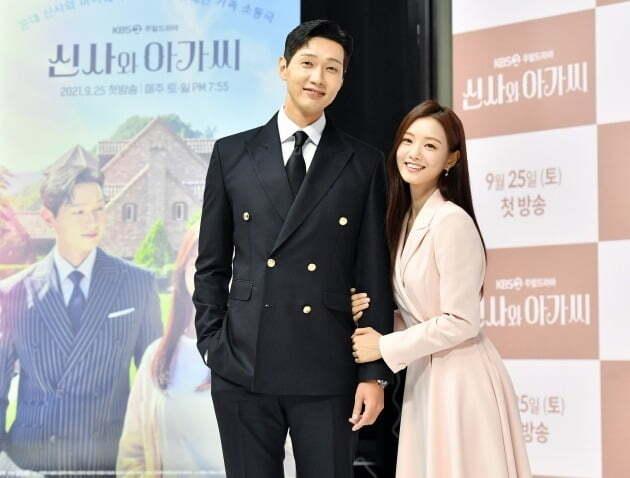 '신사와 아가씨' 지현우(왼쪽), 이세희/ 사진=KBS2 제공