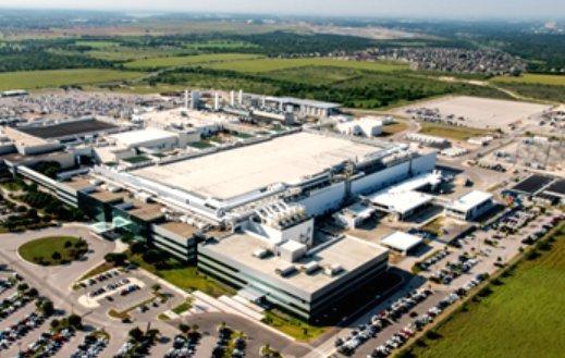 미국 텍사스주 오스틴에 있는 삼성전자 팹 공장/사진=삼성전자 홈페이지