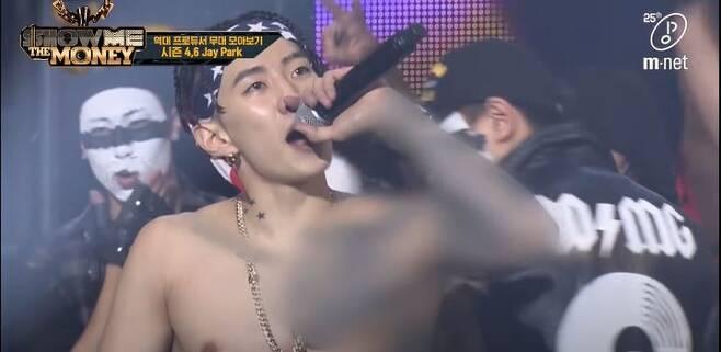 """'Mnet TV"""" 유튜브 캡처 *재판매 및 DB 금지"""