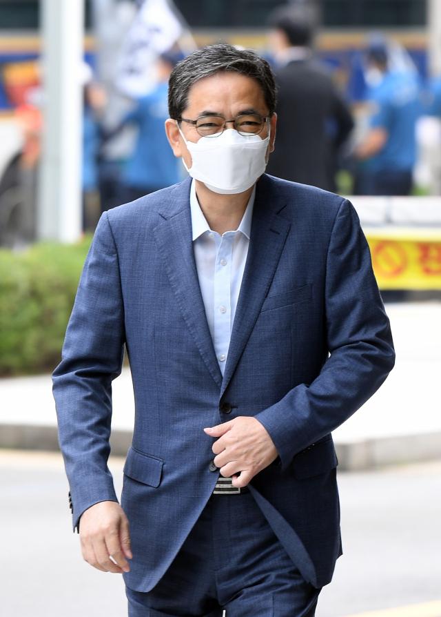 곽상도 의원./연합뉴스