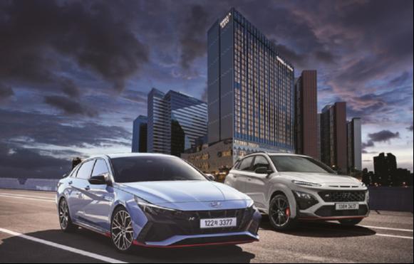 신라스테이 해운대와 서부산이 현대자동차의 신차를 시승할 수 있는 패키지를 선보인다. [사진=신라호텔]